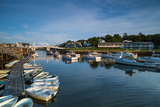 USA  Maine  Ogunquit  Perkins Cove  Boat Harbor