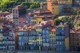 Portugal  Porto  Colorful Buildings