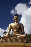 Asia  Bhutan  Thimpu Buddha Dordenma Overlooking Thimpu