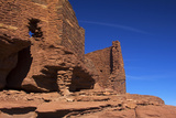 USA  Arizona  Wupatki Wukoki Pueblo in Wupatki National Monument