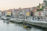 Portugal  Porto  Douro Waterfront at Dawn