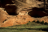 USA  Arizona  Canyon De Chelly National Monument  Mummy Cave Ruin in Canyon Del Muerto