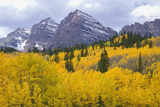 USA  Colorado  White River National Forest  Maroon Bells Snowmass Wilderness
