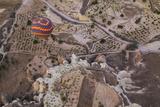 Turkey  Cappadocia Hot Air Ballooning in Turkey  Goreme Valley  Near Cappadocia