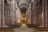 Germany  Rhineland-Pfalz  Speyer  Dom Cathedral  Interior