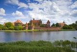 Poland  Malbork Medieval Malbork Castle