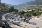 Small Theatre of Ancient Epidaurus (Epidavros)  Argolis  Peloponnese  Greece  Europe