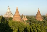 Terracotta Temples of Bagan  Mandalay Division