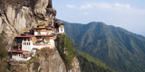 Paro Taktsang (Tigers Nest Monastery)  Paro District  Bhutan  Himalayas  Asia