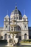 Royal Exhibition Building  UNESCO World Heritage Site  Melbourne  Victoria  Australia  Pacific