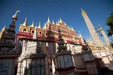 Thanboddhay Pagoda  Monywa