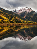 USA  Colorado  Crystal Lake  Red Mountain Number 1 Near Ouray