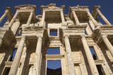 Turkey  Izmir  KUSAdasi  Ephesus the Library of Ephesus
