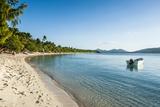 White Sand Beach  Oarsman Bay  Yasawa  Fiji  South Pacific