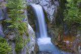 Washington  Mount Rainier National Park Christine Falls Scenic