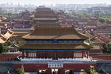 Forbidden City  China  Beijing  Asia