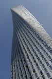 Infinity Tower Features 495 Apartments in a Helical Shape That Swivels 90 Degrees from Base to Top