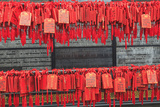 Prayer Tags  Foshan Ancestral Temple  Foshan  Near Guangzhou China