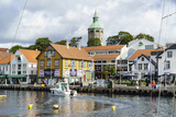 Stavanger Harbour  Norway  Scandinavia  Europe