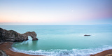 Durdle Door  Jurassic Coast  UNESCO World Heritage Site  Dorset  England  United Kingdom  Europe