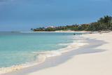 Cabbage Beach  Paradise Island  Nassau  New Providence  Bahamas  Caribbean