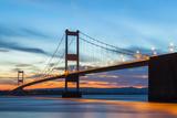 Old (First) Severn Bridge  Avon  England  United Kingdom  Europe