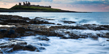 Dunstanburgh Castle  Northumberland  England  United Kingdom  Europe