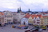 Republic Square  Pilsen (Plzen)  West Bohemia  Czech Republic  Europe