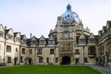 Brasenose College Front Quad  Oxfordshire