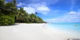 Direction Island Beach  Cocos Keeling Islands  Western Australia  Australia  Indian Ocean