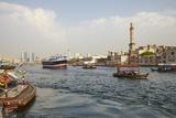 Dubai Creek  Dubai  United Arab Emirates  Middle East