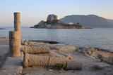 Basilica of Agios Stefanos Ruins