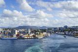 Stavanger Harbour  Norway  Scandinavia  Europe