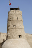 Al Fahidi Fort  Deira  Dubai  United Arab Emirates  Middle East