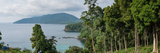 Viewpoint in Pulua Weh  Sumatra  Indonesia  Southeast Asia