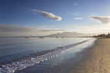 New Town Beach  Nadi  Viti Levu  Fiji  South Pacific  Pacific