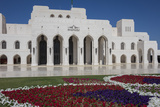 Royal Opera House  Muscat  Oman  Middle East