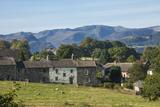 Pooley Bridge Village  Cumbria