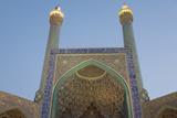 Masjed E Shah  Imam Square  Esfahan  Iran  Western Asia