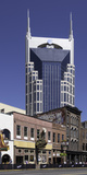 The At&T Building  Locally known as the Batman Building in Nashville  Tennessee  USA