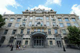 The Liszt Academy of Music  Zeneakademia  Concert Hall and Music Conservatory  Budapest  Hungary