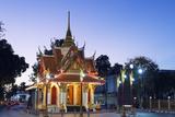 City Gate  Kanchanaburi  Thailand  Southeast Asia  Asia