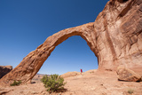 Corona Arch  Moab  Utah  United States of America  North America