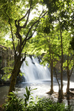 Rochester Falls  Souillac  Savanne  Mauritius  Indian Ocean  Africa