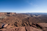 Green River Overlook  Canyonlands National Park  Utah  United States of America  North America