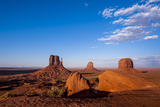 Monument Valley Navajo Tribal Park  Monument Valley  Utah  United States of America  North America