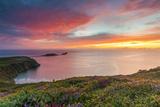 Rhossili Bay  Gower  Wales  United Kingdom  Europe