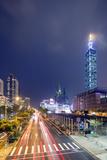 Taipei 101 Building  Taipei  Taiwan  Asia