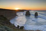 Twelve Apostles at Dawn  Port Campbell National Park  Great Ocean Road  Victoria  Australia