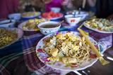 Traditional Burmese Noodles  Myanmar (Burma)  Asia